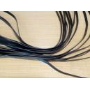 Pásky  šířka 2 cm 2,5 - 3,5 mm síla, hovězí hlazenice