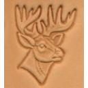 3D raznice Deer Head
