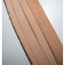 Pásky z hovězí hlazenice 1,5 -2 mm, šířka 3 cm